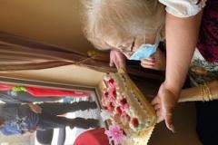 Celebrating quarantine birthdays