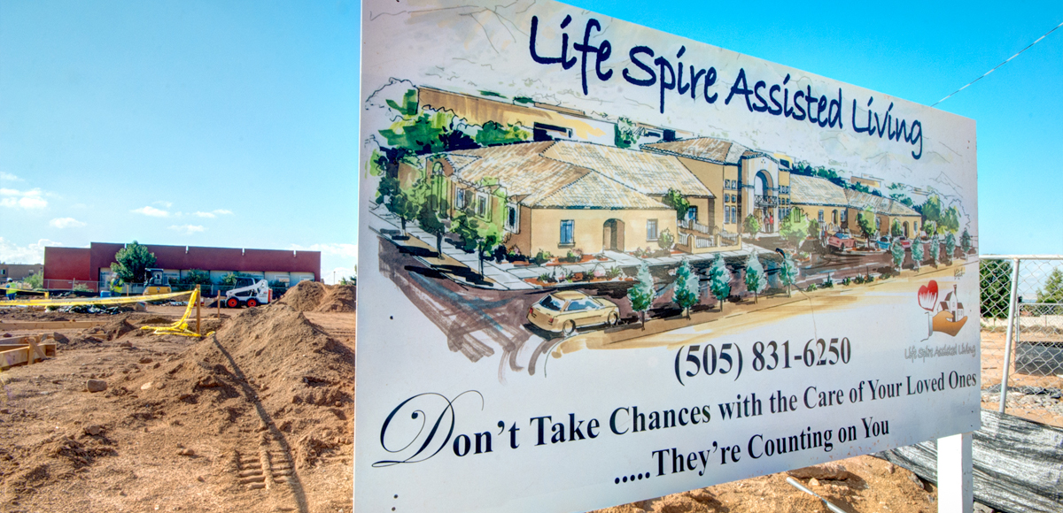 New Assisted Living Facility in Albuquerque